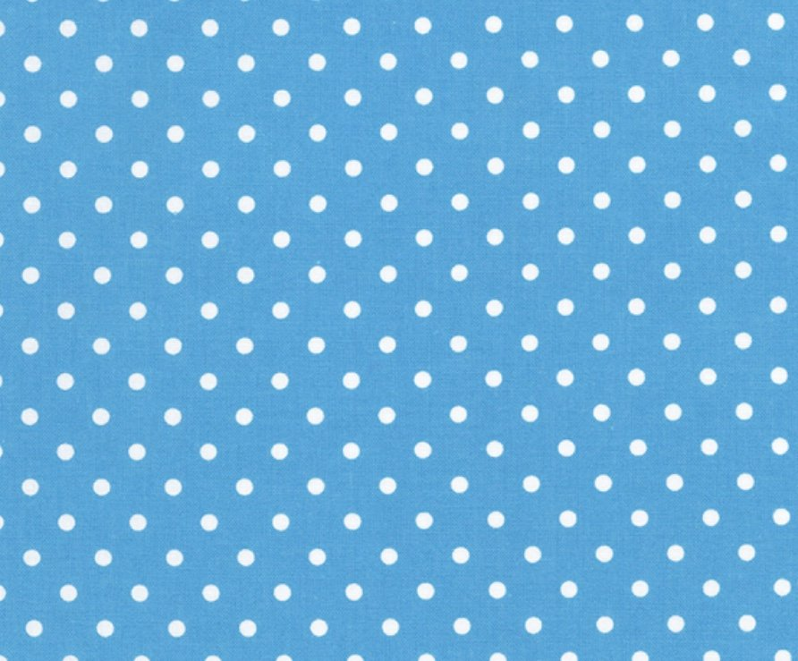Dots - Cerulean