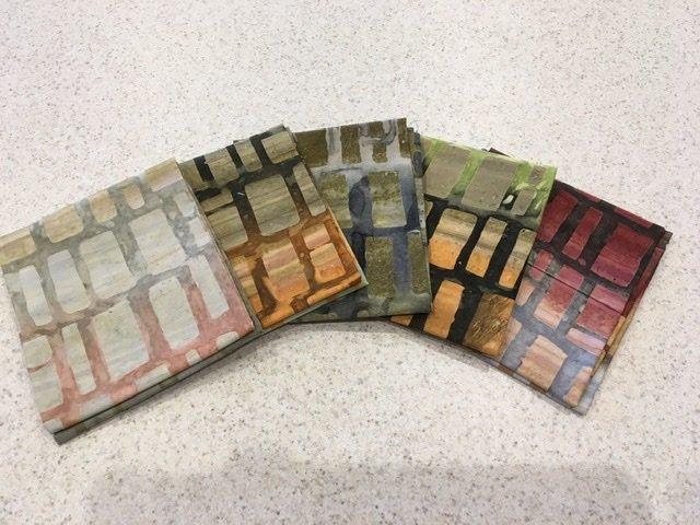 Batik Passport #1 - Five Pack