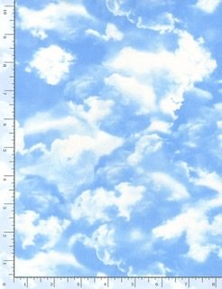 TT Nature - C9083 Blue Cloud