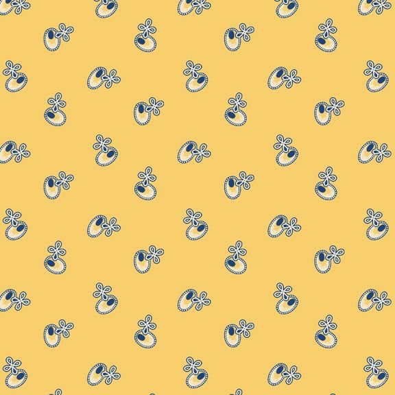 Yellow Sky-Buttons - Yellow 2133