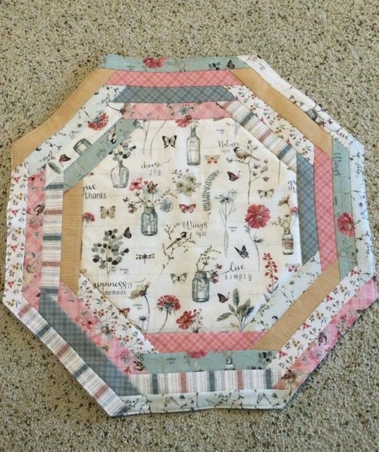 Country  Roads CP Tablemat (Pattern Sold Separately)