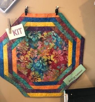 Batik CP Tablemat Kit (Pattern Sold Separately)