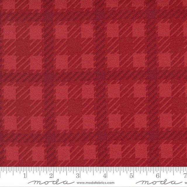 YG - Scottish Plaid - Red 49146 12F