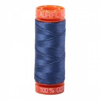 Small Aurifil - 2775 Steel Blue
