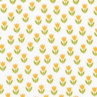 Cozy Cotton Flannel 17654 8 Orange