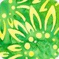 Sunny Day Batik - 17824-7 Green