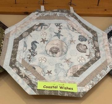 Coastal Wishes CP Tablemat Kit (Pattern Sold Separately)