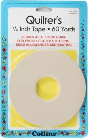 Quilter's Tape .25in x 60yds