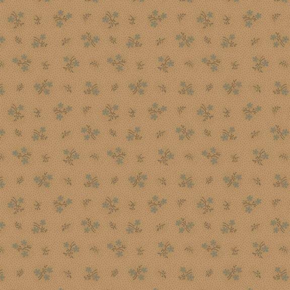 Country Meadow-Sweet Flower - Beige 1714