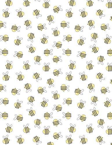 Little Sunshine - Bees White