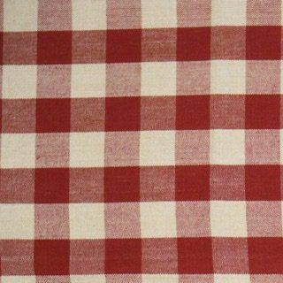 Tea Towels - Buffalo Check Red
