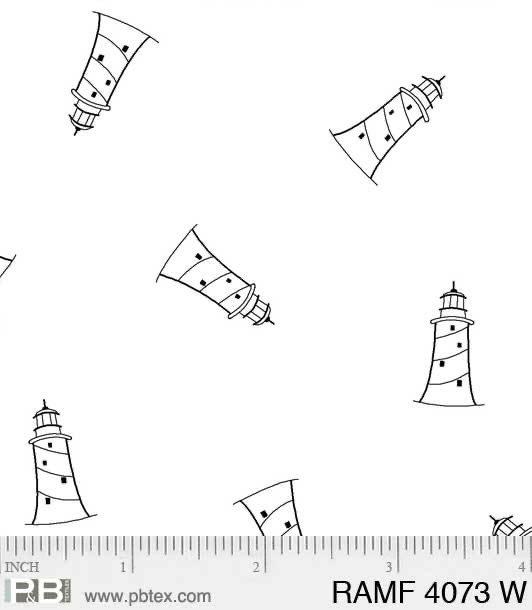 Ramblings Fun - 4073 Lighthouses