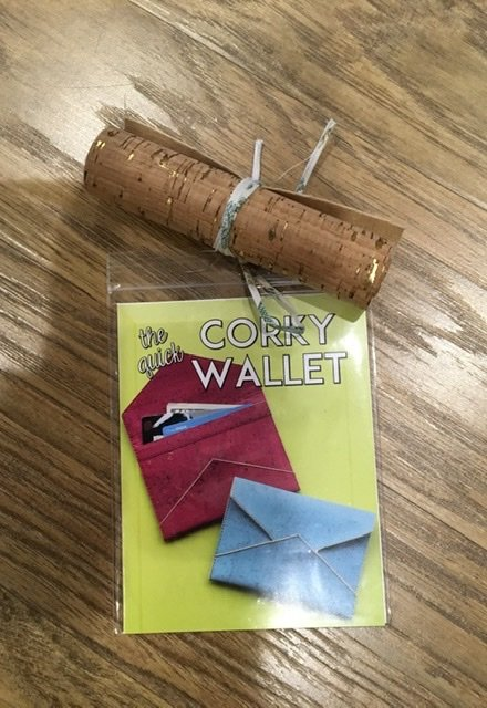 Quick Corky Wallet / Cork (approx 5 x 27) Kit