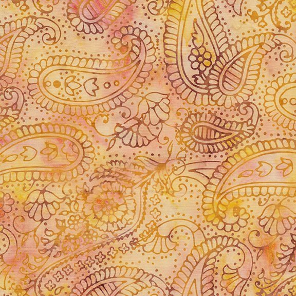 Island Batik - Paisley Outling Sunset