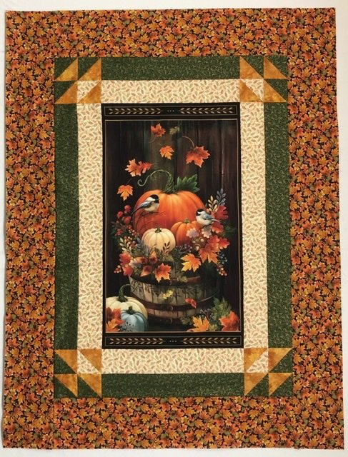 Harvest Elegance Quilt Kit