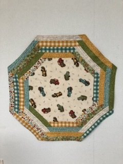 Cultivate Kindess CP Tablemat - Tan (Pattern Sold Separately)