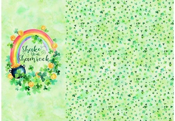 Celebrate The Seasons - March Panel (43 x 63)