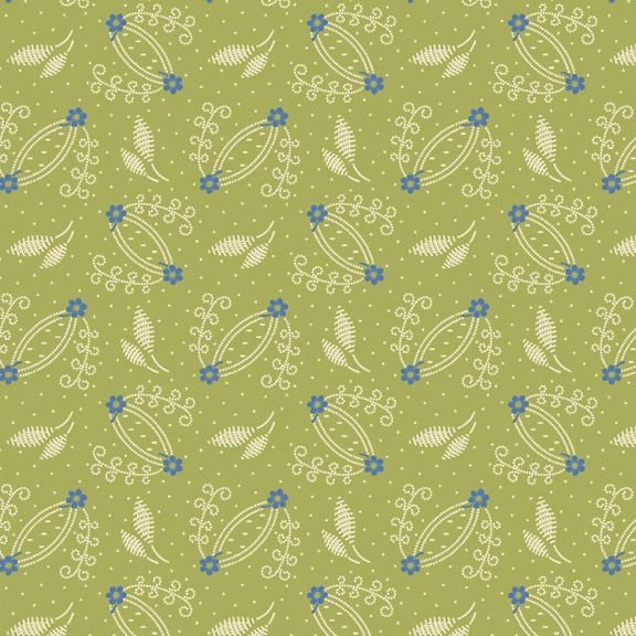 Yellow Sky-Twosome - Green 2134