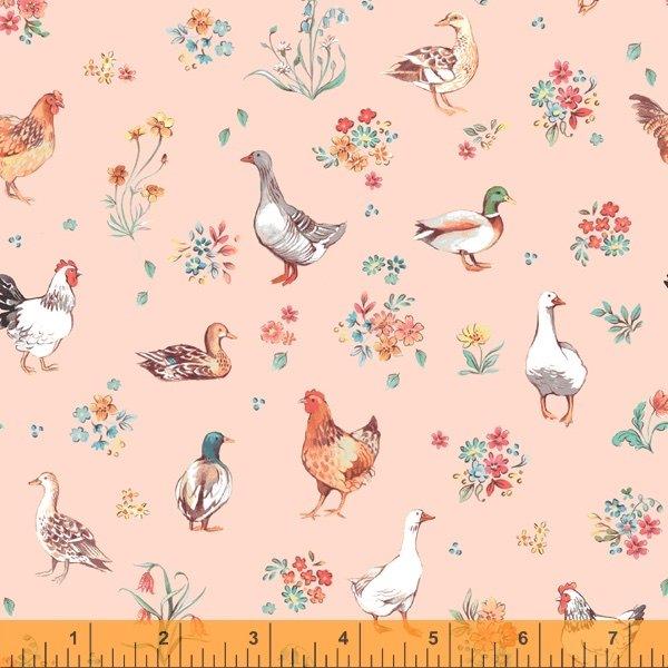 Farm Meadow - Fowl Peach