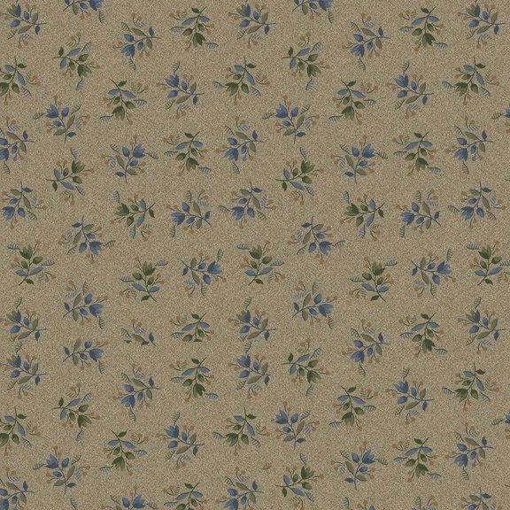 Country Meadow-Wildflower Walk - Grey 1709