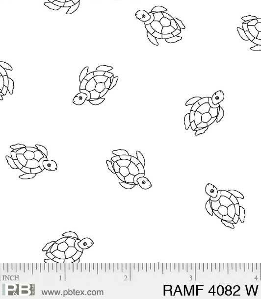 Ramblings Fun - 4082 Turtles
