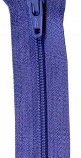 22 inch Zipper - 742 Periwinkle
