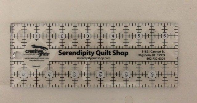 Serendipity Ruler