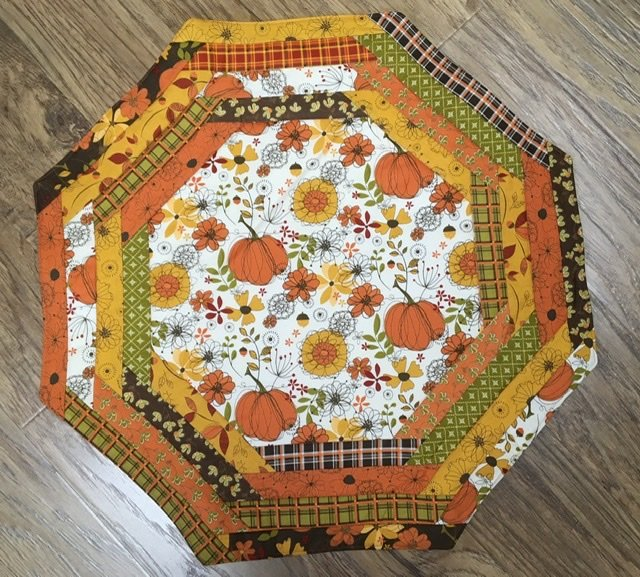 Give Thanks CP Tablemat - (Pattern Sold Separately)