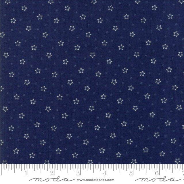 Star Stripe Gatherings - 1264-17 Blue