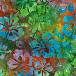 Tropical Batiks - 8511CariD