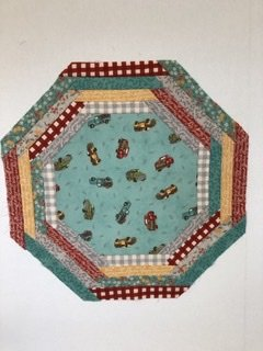 Cultivate Kindess CP Tablemat - Aqua (Pattern Sold Separately)