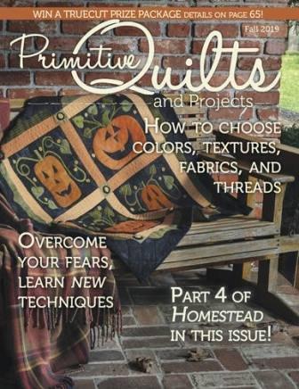 Primitive Quilts Fall 2019