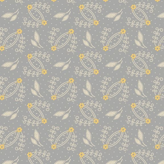 Yellow Sky-Twosome - Gray 2134