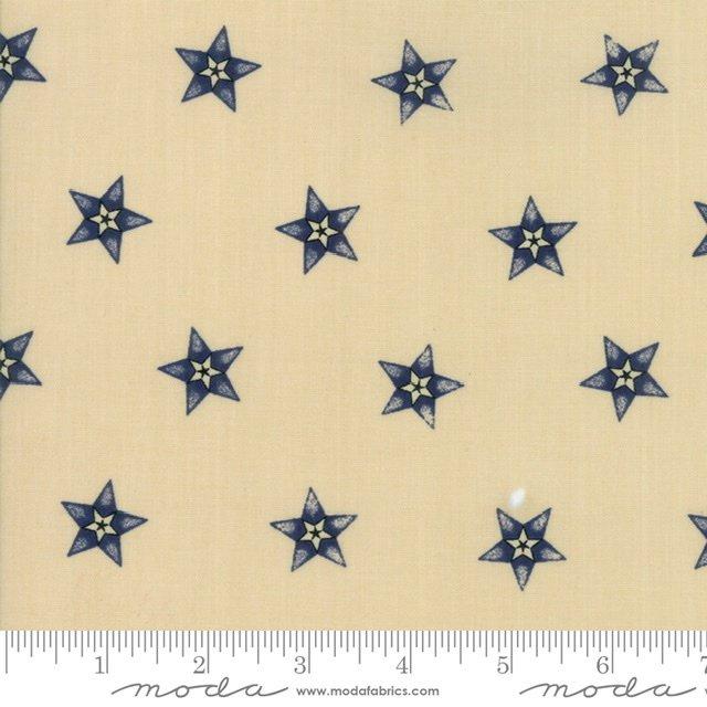 Star Stripe Gatherings - 1260-14 Tan