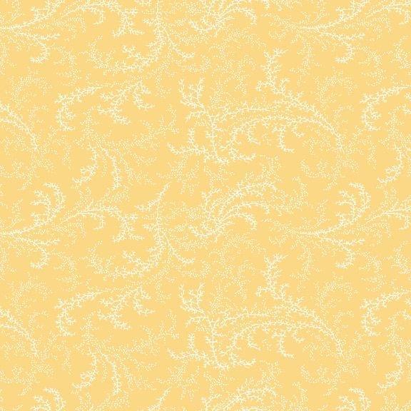 Yellow Sky-Wisps - Med Yellow 2132
