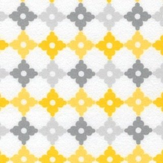 Cozy Cotton Flannel 16228 5 Yellow