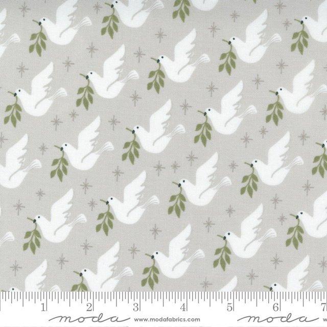 Christmas Morn Dove Silver 5141 12