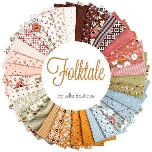 Folktale - 34 FQ Bundle
