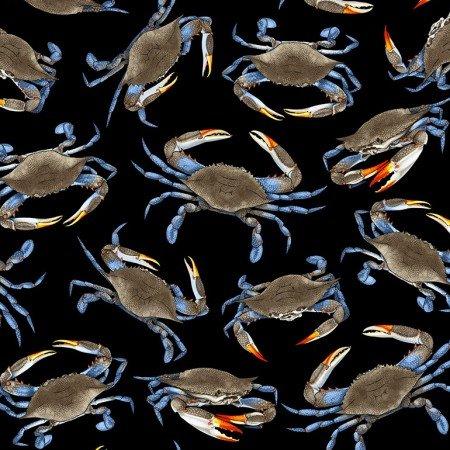 Crab BLACK