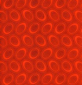 Kaffe Aboriginal Dot - GP071 Orange