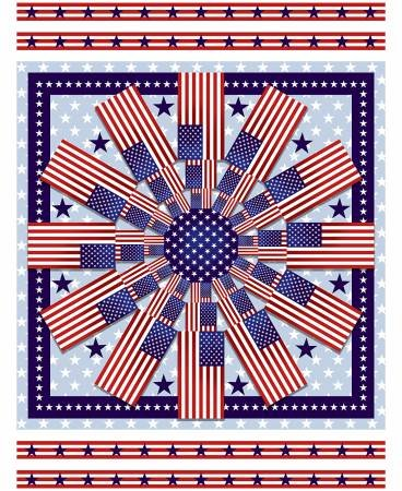 American Style - Panel (36 in)