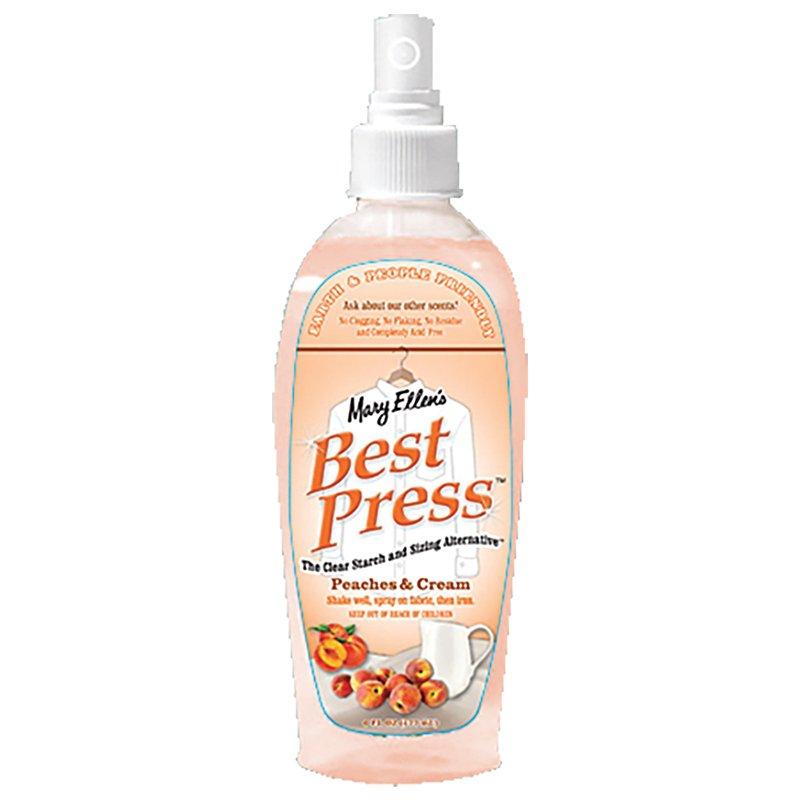 Best Press  Peaches & Cream 6oz