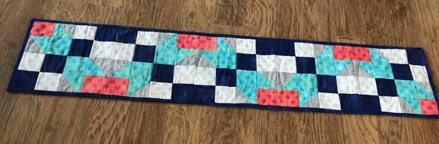 Gypsy Pieced Table Runner Kit