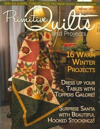 Primitive Quilts Winter 2018