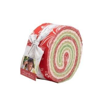 Christmas Figs II Jelly Roll