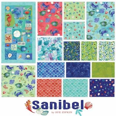 Sanibel 16 FQ Bundle