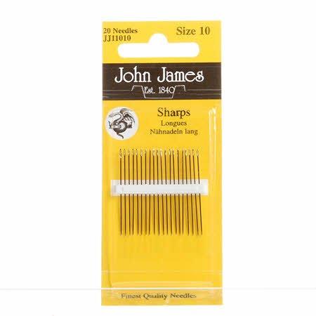 JJ Sharps Needle sz 10