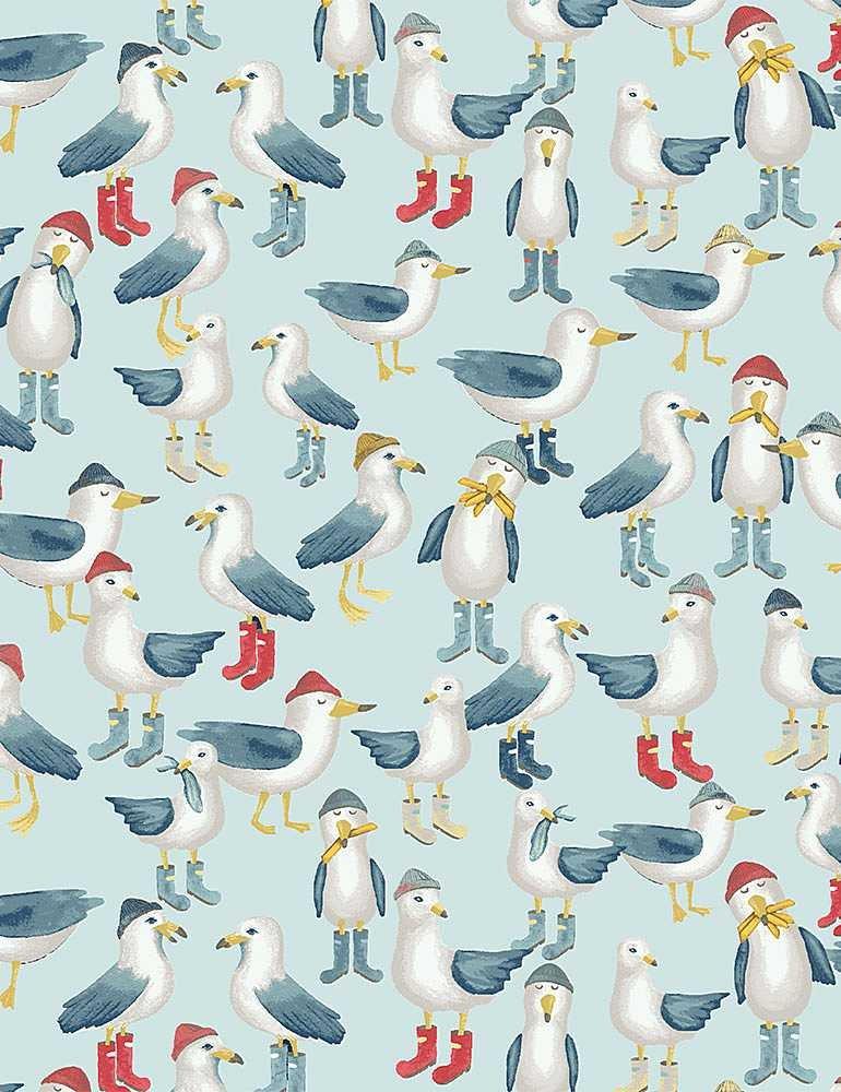 Hook Line & Sinker - 1647 Skylight - Flock of Seagulls