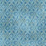 SHANGRI-LA GEO MED PEACOCK BLUE