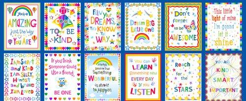 Emelia's Dream Panel 9411-77 (24 Panel)